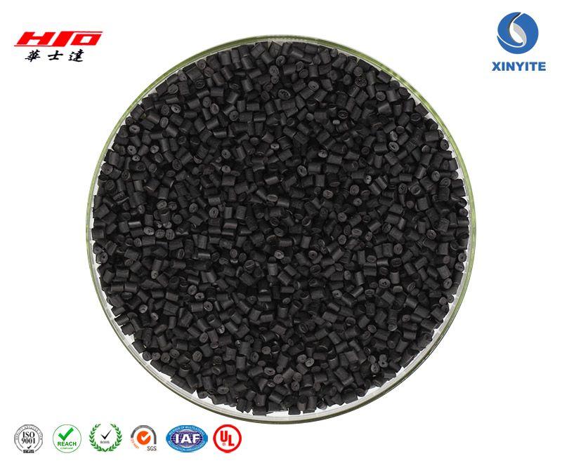 Environmental Friendly Bromine-based Flame Retardant Nylon PA66 Granules
