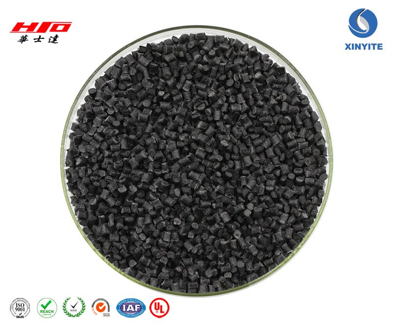 PP Modified Material With Glass Fiber